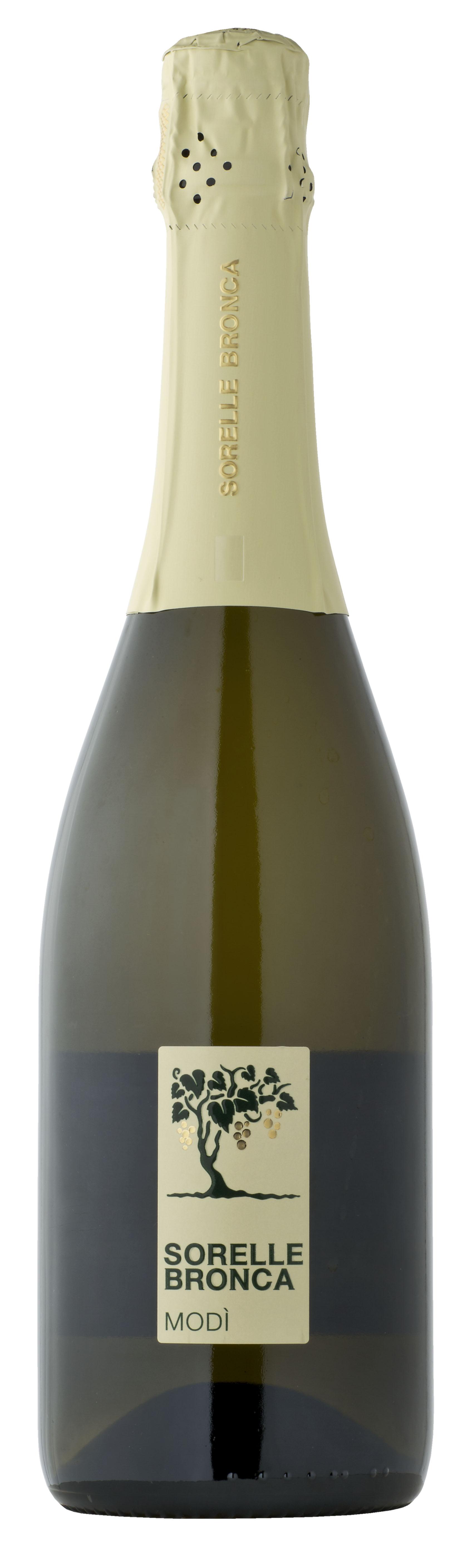 """""""Modì"""" Prosecco brut di Treviso, 750 ML Sorelle Bronca"""