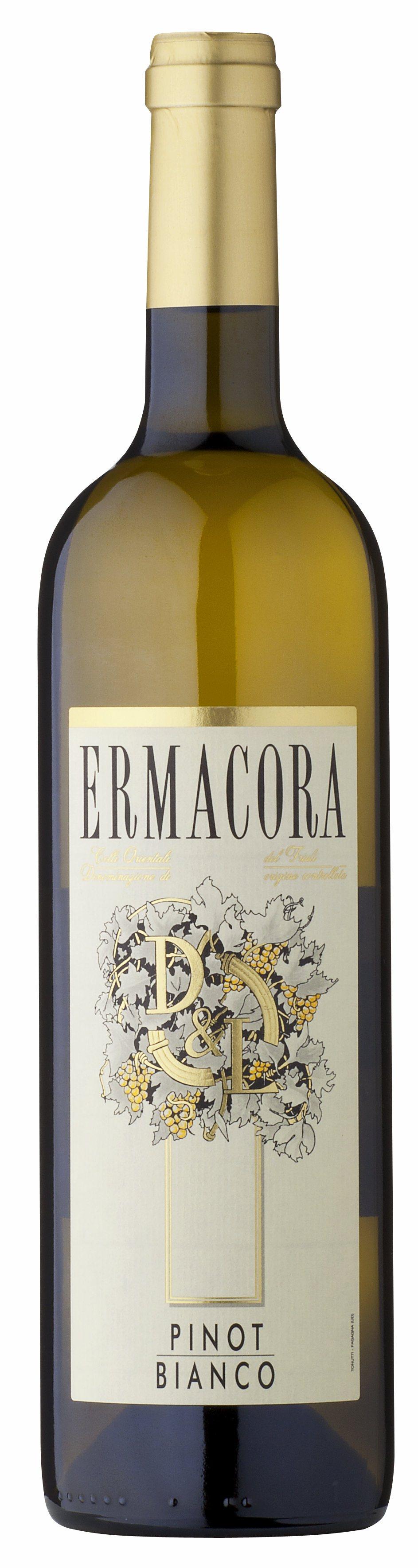 Pinot Bianco Colli Orientali del Friuli 2020 750 ML Ermacora