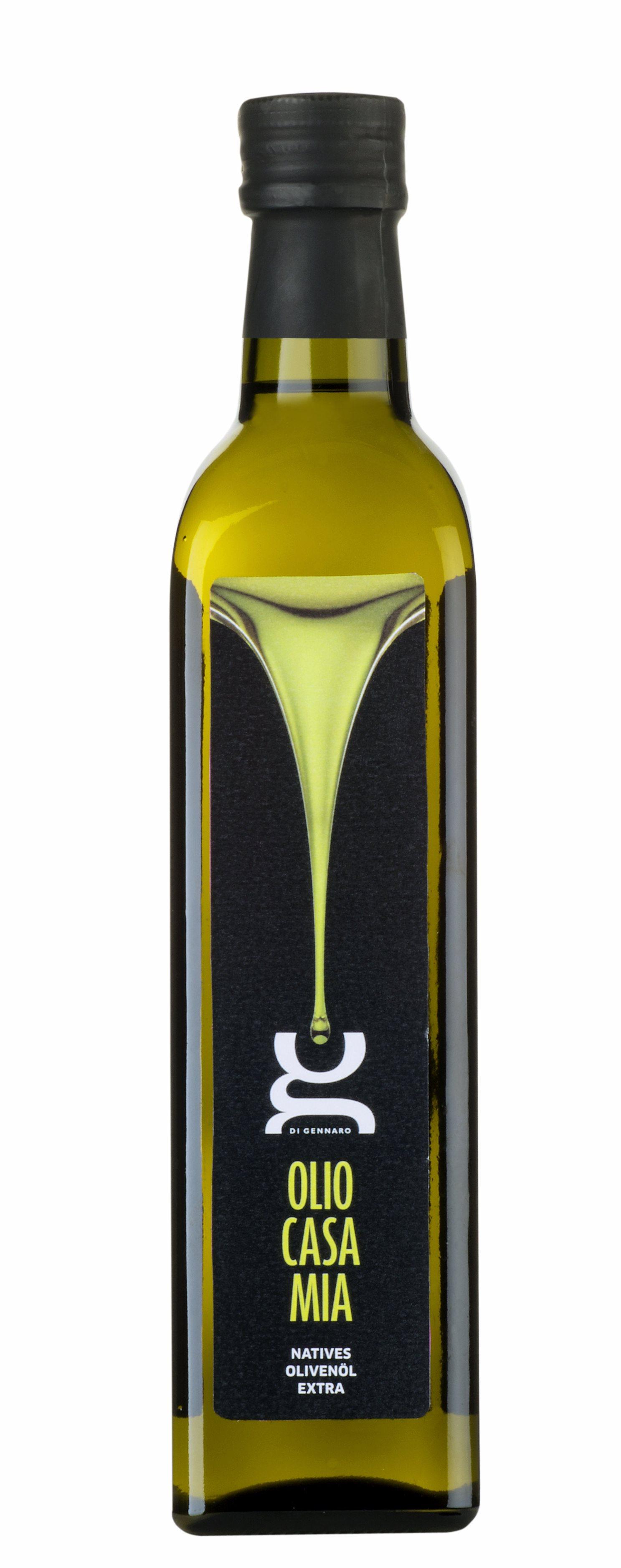 """""""Casa Mia"""" olio extra vergine di oliva 500 ML DIGE"""