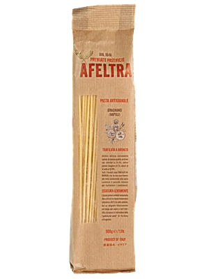 Spaghetti IGP 500 g Packung Afeltra