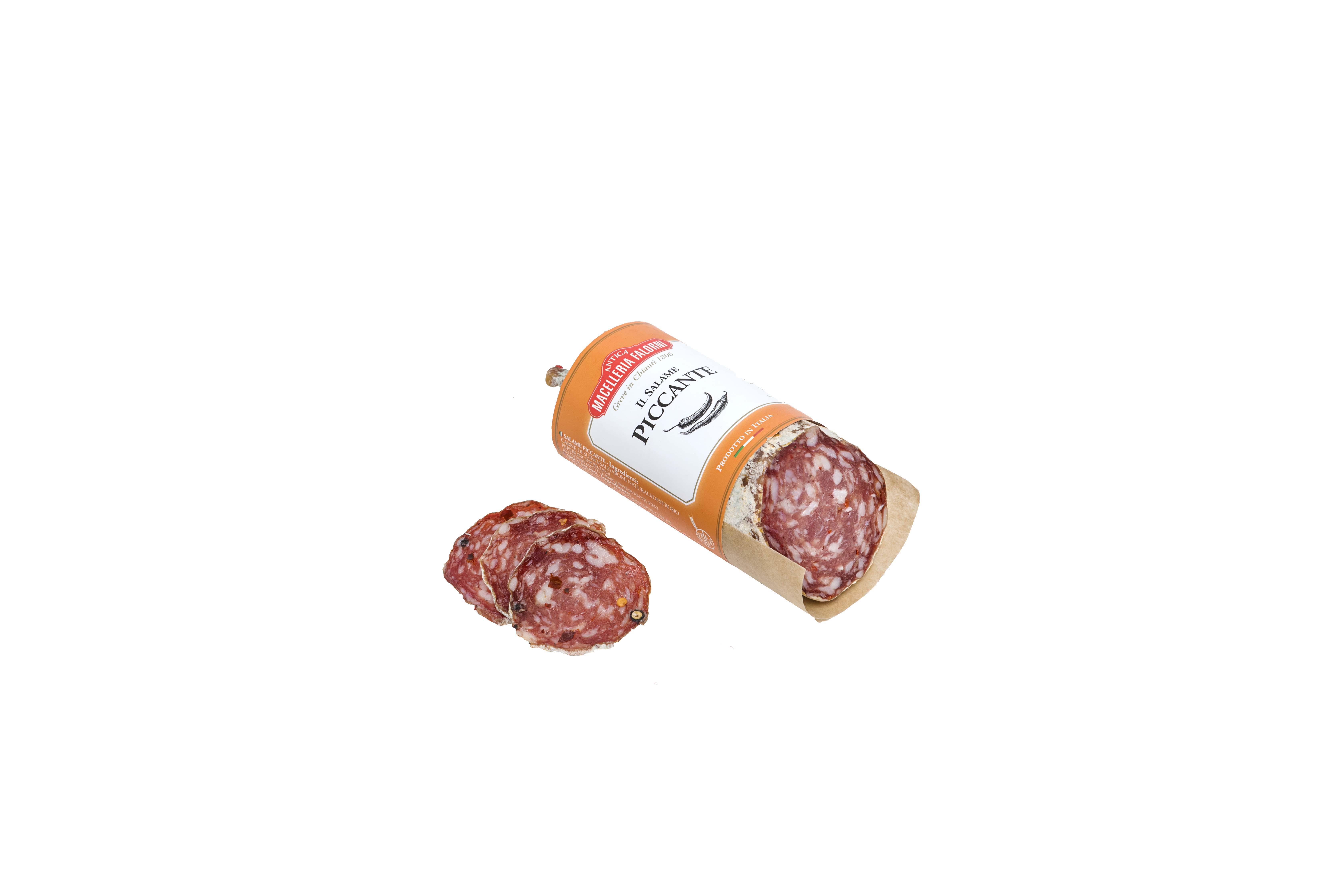 Salame piccante 175 g Falorni