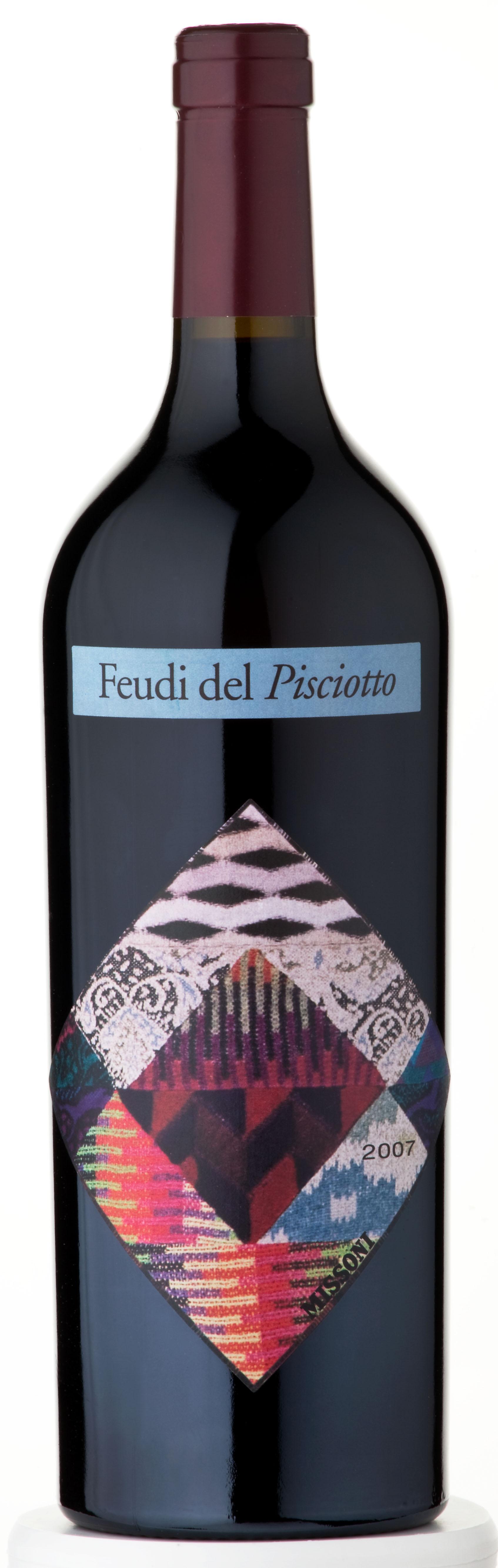 """""""Missoni"""" Cabernet Sauvignon Terre Siciliane, 2016 750 ML Feudi del Pisciotto"""