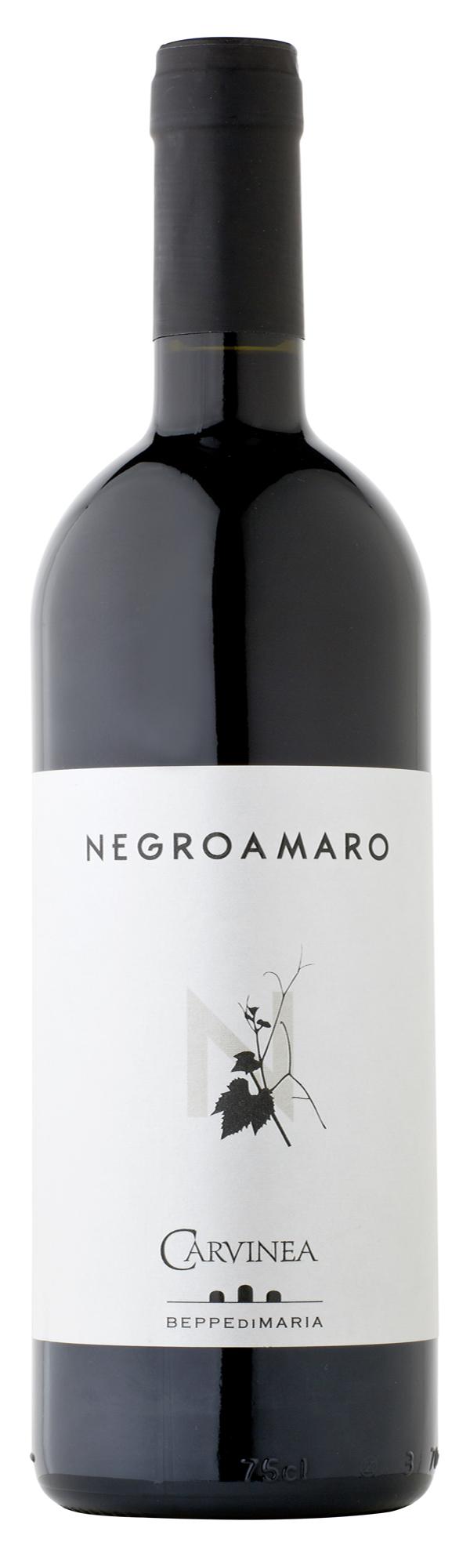 Negroamaro Salento Rosso 2017 750 ML Carvinea