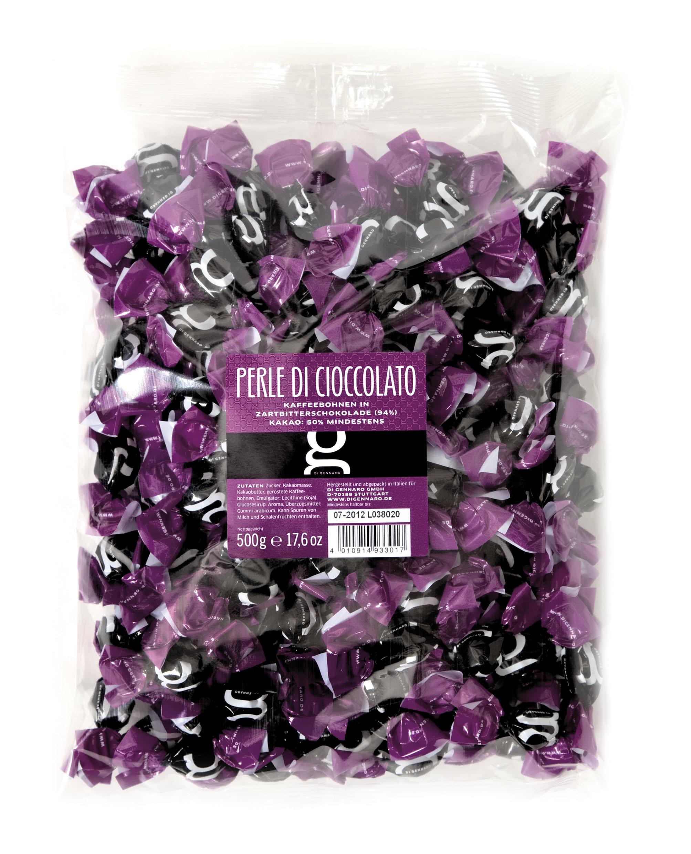 Perle di Cioccolato, 500 g Packung DIGE