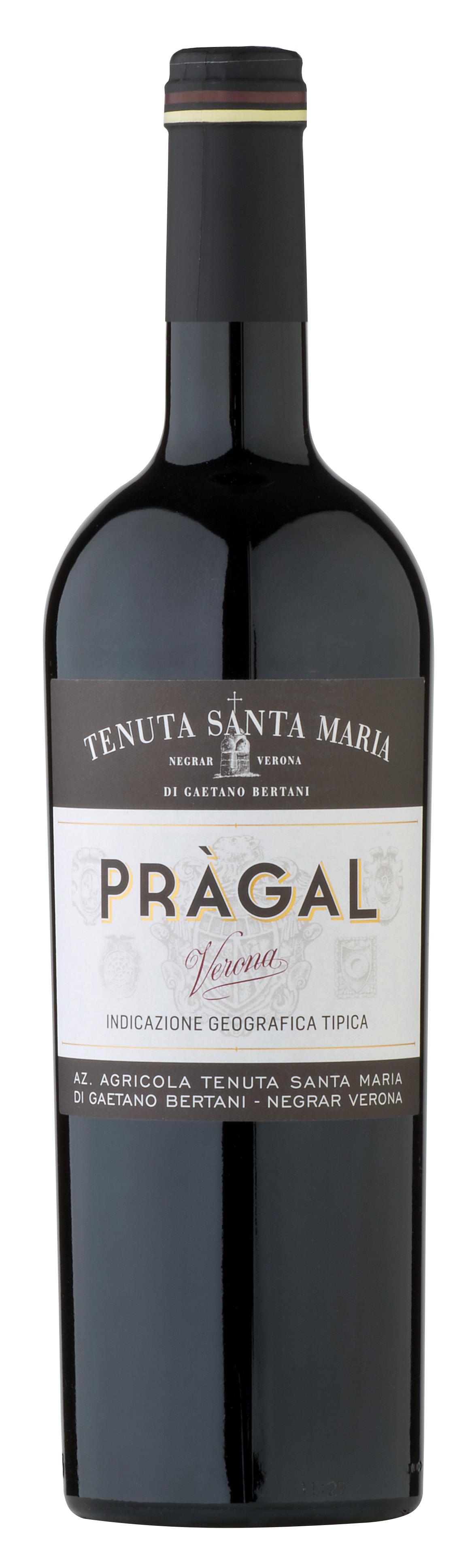 """""""Pràgal"""" Verona 2019 750 ML Tenuta Santa Maria"""