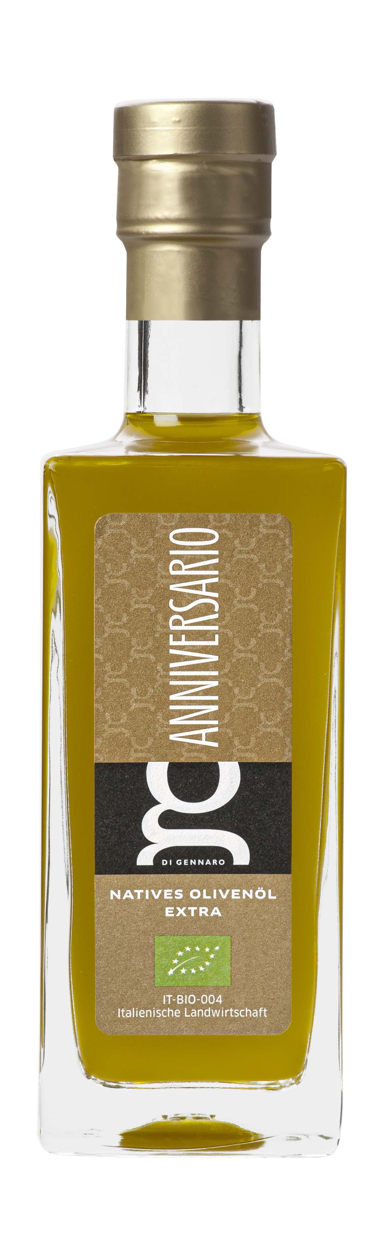 """""""Anniversario"""" olio extra vergine di oliva bio 250 ML DIGE"""