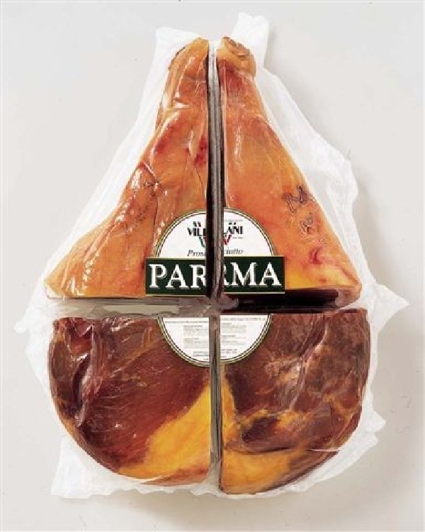 Prosciutto Parma Speciale QUARTI ca.1,3-1,6 kg Villani  ( Kühlartikel)