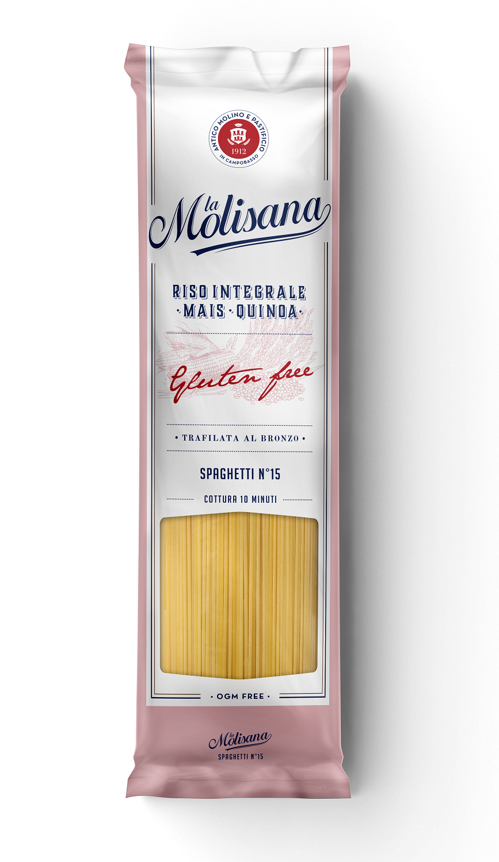 Spaghetti senza glutine 400g La Molisana