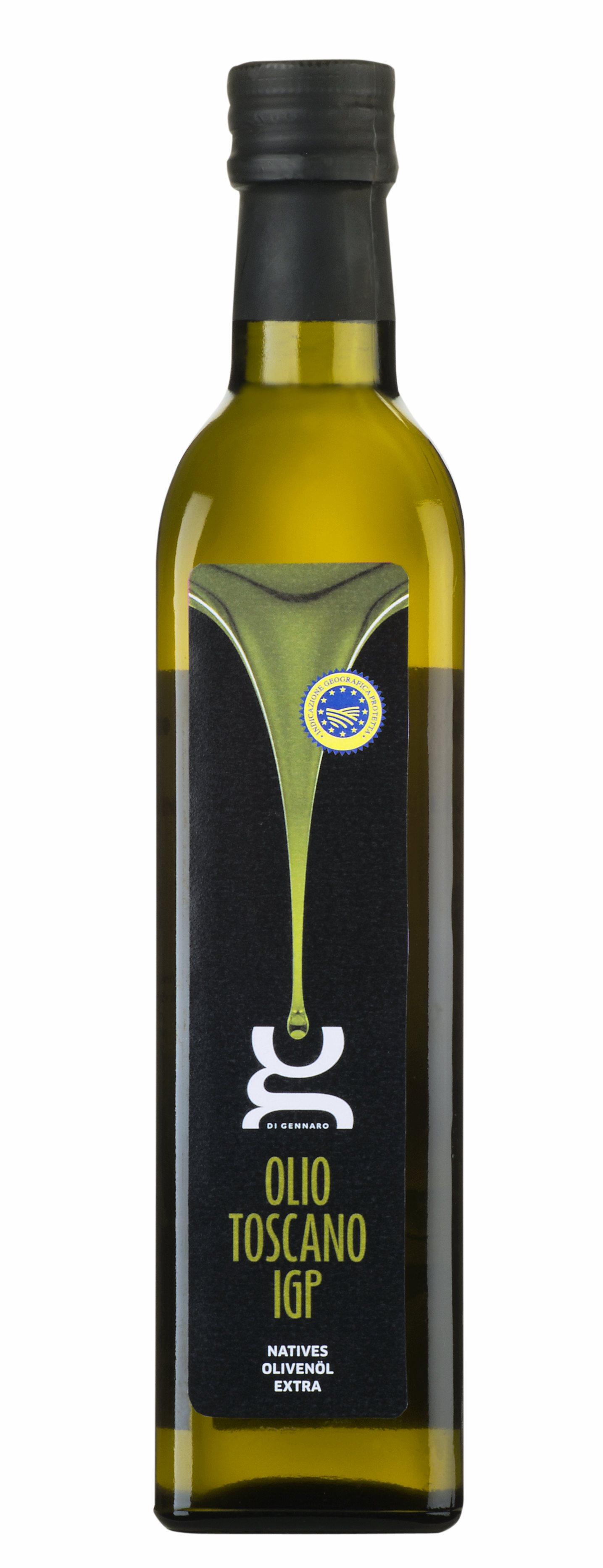 Olio extra vergine di oliva Toscano IGP 500 ML DIGE