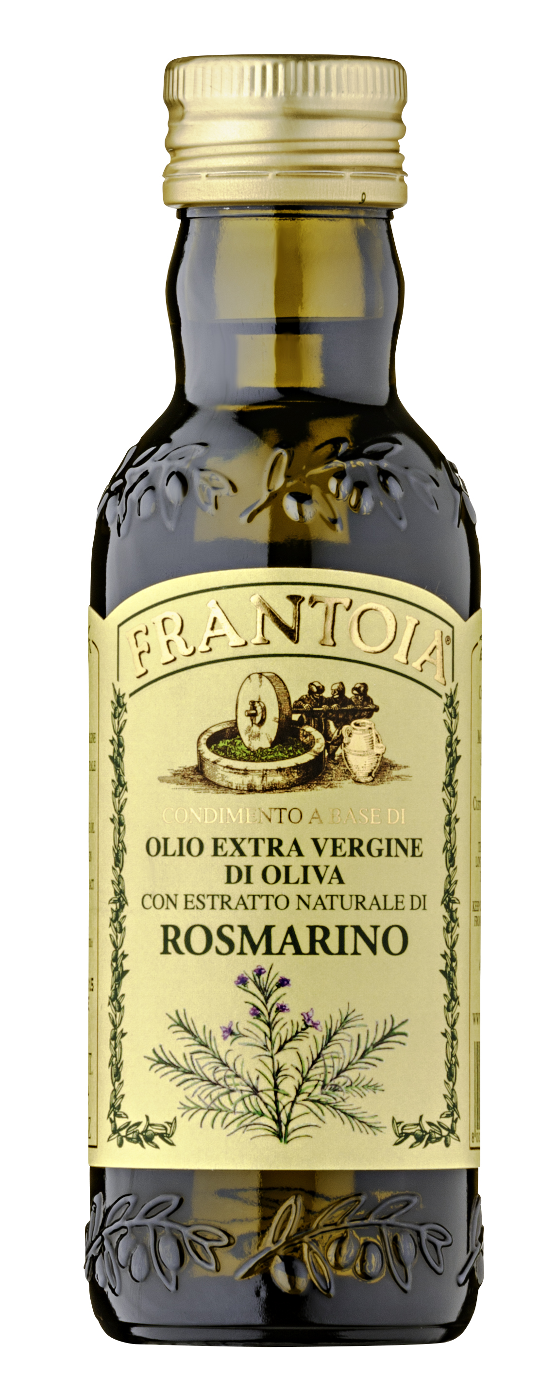 """""""Frantoia"""" olio e.v. aromatizzato al rosmarino 250 ML Barbera"""