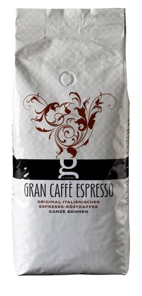 """""""Gran Caffè Espresso"""", 1 kg Packung DIGE"""