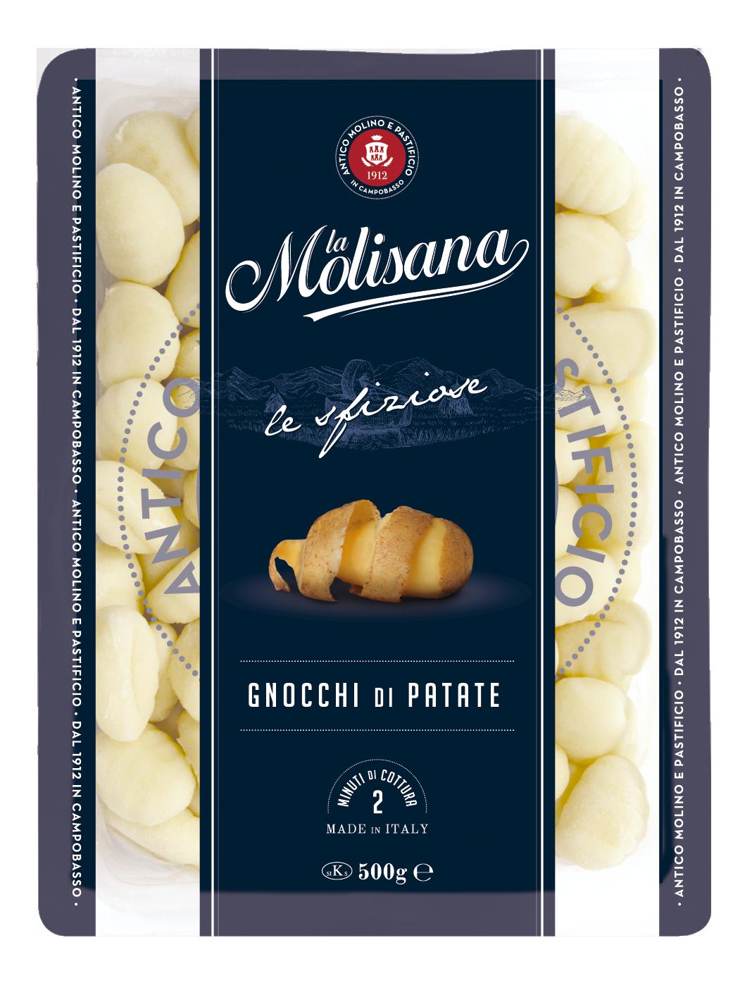 "Gnocchi di patate ""Le sfiziose"" 500gLa Molisana"