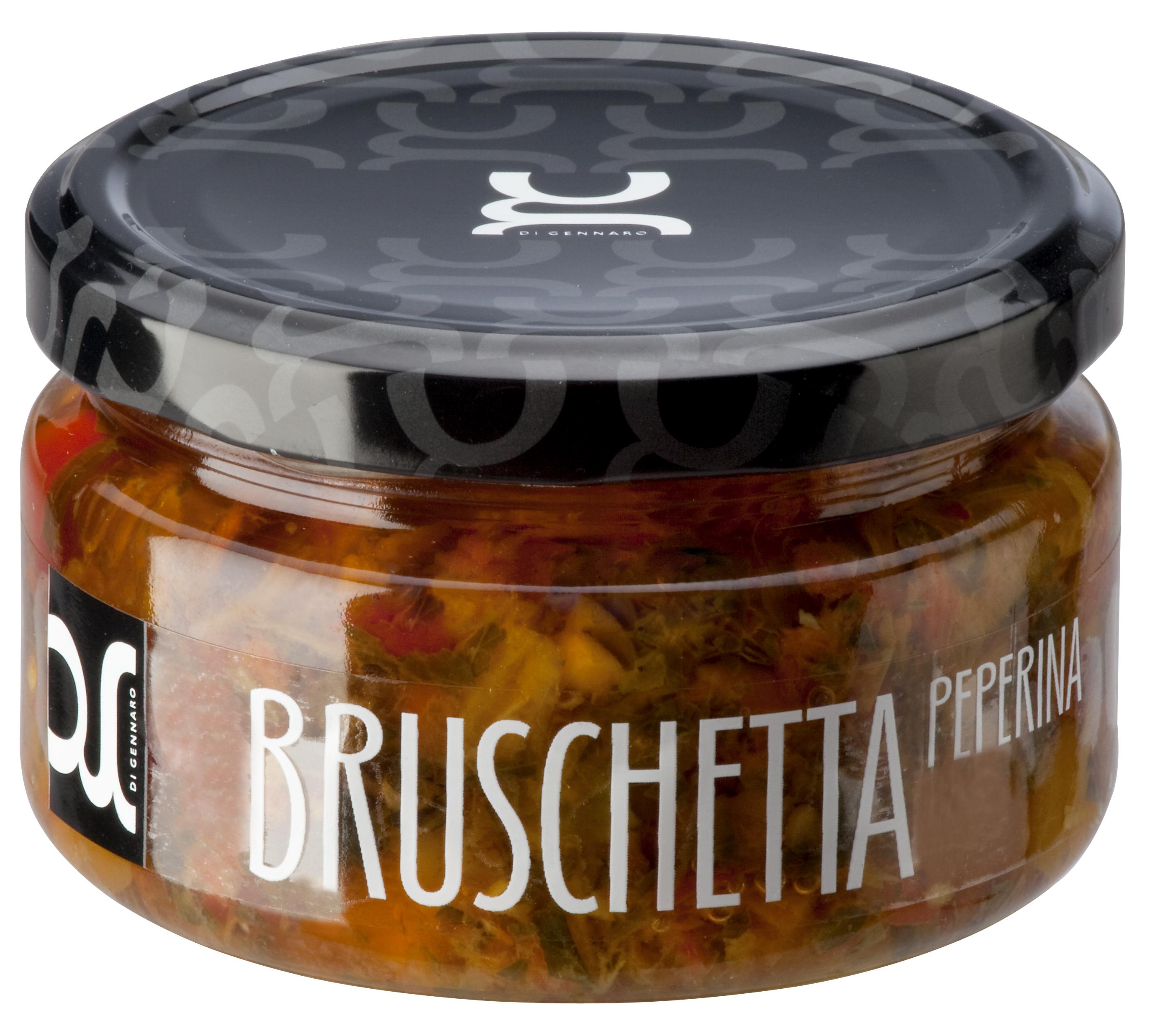 Bruschetta peperina 228 ML Glas DIGE