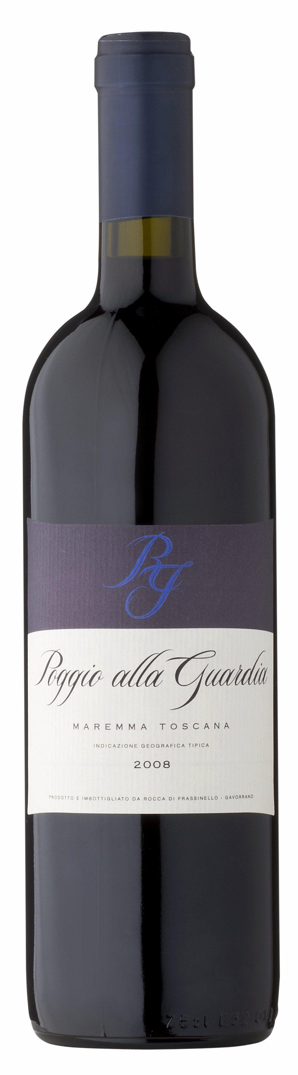 """""""Poggio alla Guardia"""" Maremma Toscana 2019 750 ML Rocca di Frassinello"""