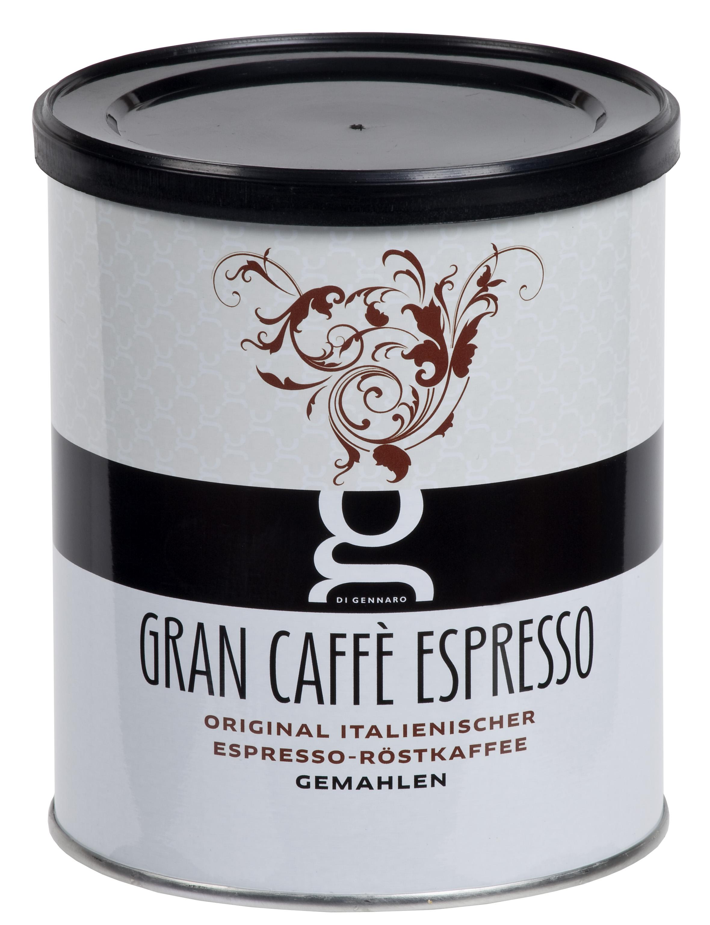 """""""Gran Caffè Espresso"""", 250 g Dose DIGE"""
