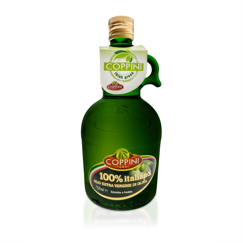 Coppini Terni Olivenöl  750ml - 100% italienisches natives Olivenöl extra Mildes und fruchtig